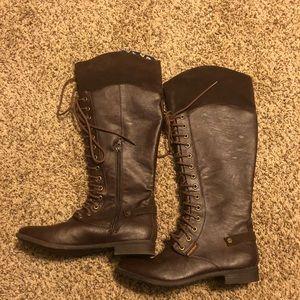Rocket Dog tall boots